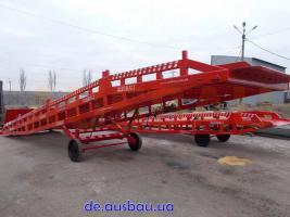 Foto 4 Mobile Laderampe für LKW Ausbau