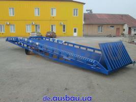 Foto 5 Mobile Laderampe für LKW Ausbau
