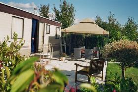 Mobilheim in Renesse/Niederlande zu vermieten