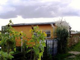 Mobilheim Mit Festem Stellplatz : Mobilheim wohnwagen mit festen anbau auf dauercampingplatz am see