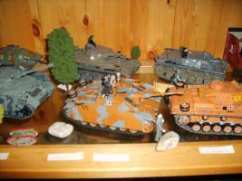 Foto 2 Modell - Panzersammlung 1.u.2.WK