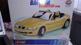 Modellauto BMW M Roadster 1996
