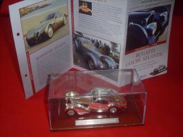 Modellauto Bugatti Coupé Atlantic