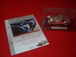 Foto 2 Modellauto Bugatti Coupé Atlantic