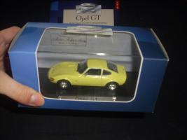 Modellauto Opel GT