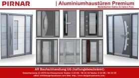 Moderne Designhaustüren Aluminiumhaustüren Haustüren Eingangstüren