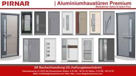 Foto 2 Moderne Designhaustüren Aluminiumhaustüren Haustüren Eingangstüren