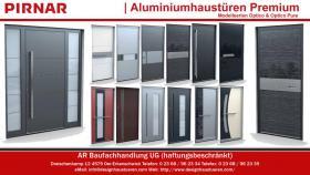 Foto 6 Moderne Designhaustüren Aluminiumhaustüren Haustüren Eingangstüren