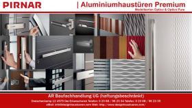 Foto 7 Moderne Designhaustüren Aluminiumhaustüren Haustüren Eingangstüren