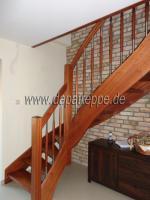 Moderne Treppe von polnischen Hersteller, Holztreppen aus Polen