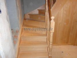 Foto 2 Moderne Treppe von polnischen Hersteller, Holztreppen aus Polen