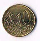 Foto 2 Monaco Original 10 Euro Cent Kursmünze '' 2002 '' ! !