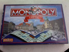 Monopoly Leipzig - Rarität - Nicht mehr im Handel erhältlich!(reserviert bis zum 29.7.2013)