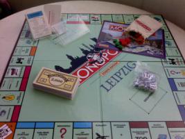 Foto 2 Monopoly Leipzig - Rarität - Nicht mehr im Handel erhältlich!(reserviert bis zum 29.7.2013)