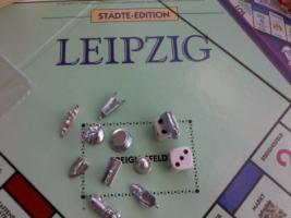 Foto 5 Monopoly Leipzig - Rarität - Nicht mehr im Handel erhältlich!(reserviert bis zum 29.7.2013)