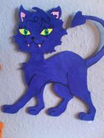 Foto 2 Monster High 5 Haustiere für Wand oder Schränke