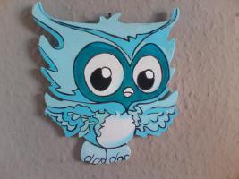 Foto 5 Monster High 5 Haustiere für Wand oder Schränke