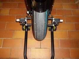 Foto 4 Montage-/ Werkstattständer - Reifenwechsel - Alpha Technik vorne