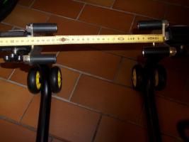 Foto 7 Montage-/ Werkstattständer - Reifenwechsel - Alpha Technik vorne