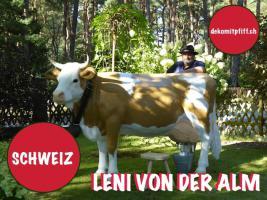 Foto 5 Montreux - Deko Kuh lebensgross oder Deko Pferd lebensgross ...