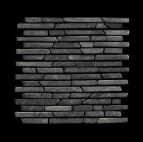 Mosaikfliesen Wand-Verblender