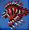 Mosaik : Feuerfisch