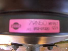 Foto 11 Motor 2,0 16 V Top Zustand und andere Teile für Nissan Primera P 10