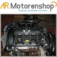 Motor N14B16A 1.6 16V BMW MINI COOPER S TURBO 174PS