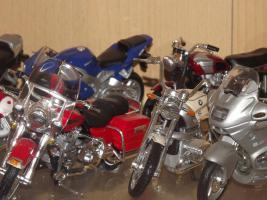 Motorradsammlung