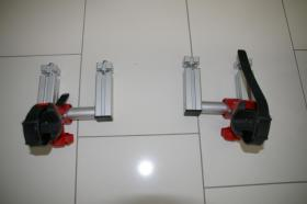 Halterung heckgarage roller wohnmobil Fahrrad