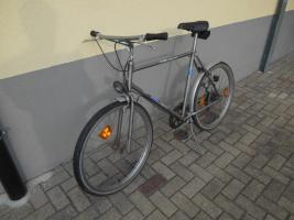 Foto 3 Mountainbike mit Straßenbereifung