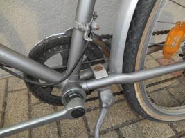 Foto 6 Mountainbike mit Straßenbereifung