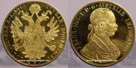 Münzen mit Adler der albanischen Flagge - Albanien