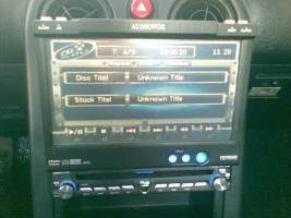 Multimedia Receiver (Autoradio) von AUDIOVOX