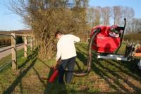 Foto 4 Multisauger 520 Liter für Pferdeäpfel / Pferdemist