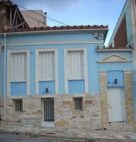 NEOKLASSIZISTISCHES  STEINHAUS in Hafenstadt bei ATHEN zu verkaufen