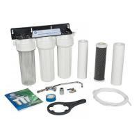 *NEU* 3stufiges Wasserfilter-System Wasserhahn Patronen Schlüssel