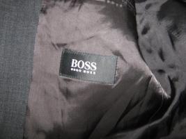 Foto 2 NEU* Edler * Woll Anzug * Blazer * SAKKO ''HUGO BOSS'' Original * Größe 50/ M, dunkelgrau *