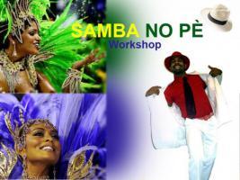 Artdance Samba Berlin Tanzkurs mit Ailton Silva