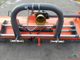 Foto 2 NEU Schlegelmulcher für Traktor VIDEO, Mulcher Anbaugerät 1,55m und andere, Mäher für Wiese mit Vorschub