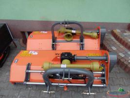 Foto 3 NEU Schlegelmulcher für Traktor VIDEO, Mulcher Anbaugerät 1,55m und andere, Mäher für Wiese mit Vorschub