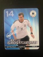 NEUE DFB - Sammelkarte Nr. 14 (Kevin Grosskreutz)