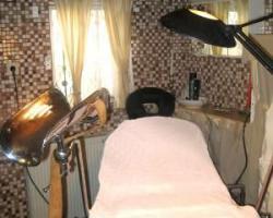 gyn.Stuhl für Rasur und fesseln