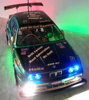 Foto 2 NEUES-SHOW DRIFT CAR BRUSHLESS RTR 1/10er 4WD 2,4GHz Fernst.Lipo Akku, Lipo Lader -120 KMH