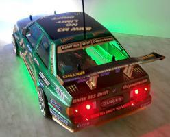 Foto 5 NEUES-SHOW DRIFT CAR BRUSHLESS RTR 1/10er 4WD 2,4GHz Fernst.Lipo Akku, Lipo Lader -120 KMH