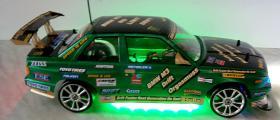 Foto 6 NEUES-SHOW DRIFT CAR BRUSHLESS RTR 1/10er 4WD 2,4GHz Fernst.Lipo Akku, Lipo Lader -120 KMH