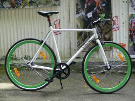 NEUES - Singlespeed - Fahrrad von VIKING
