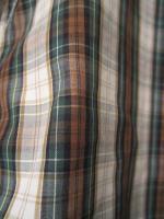 Foto 3 NEU * Business * Freizeit * Langarm * Karo * Hemd im Englisch * Tartan Style ''SPRINGFIELD'' Gr. 39- 40/ M * weiss- tannen- grün- braun- gelb- schwarz *
