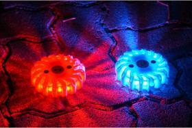 !!! NEU !!! LED-Sicherheits-Lichter gehören in jedes Auto!!! PCC-FC.com