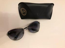 NEU * Modern * klassisch * Blogger * Retro * Piloten- Style * Sonnenbrille * Sun Glasses ''Ray Ban'' ORIGINAL * schwarz * silber Metall *